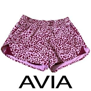 AVIA Women's Running Shorts Size Large Activewear